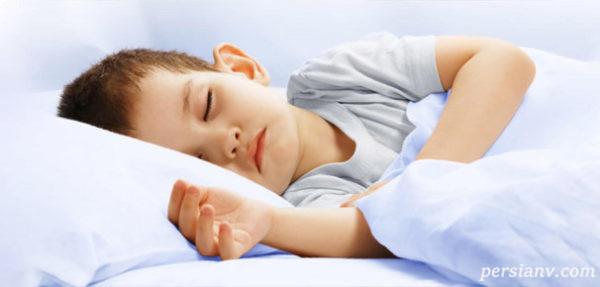 خواب آرام کودک