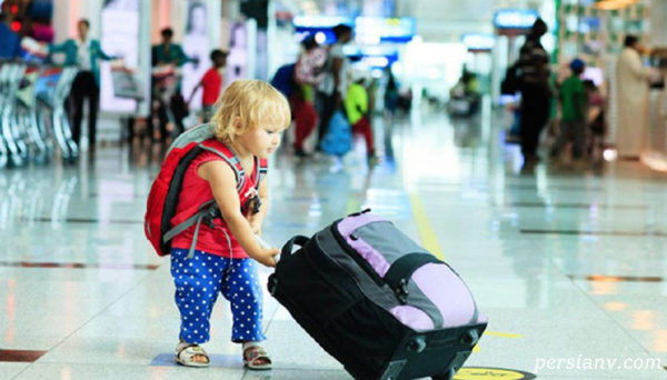 ۱۰ نکته مهم در سفر تابستانی با کودکان