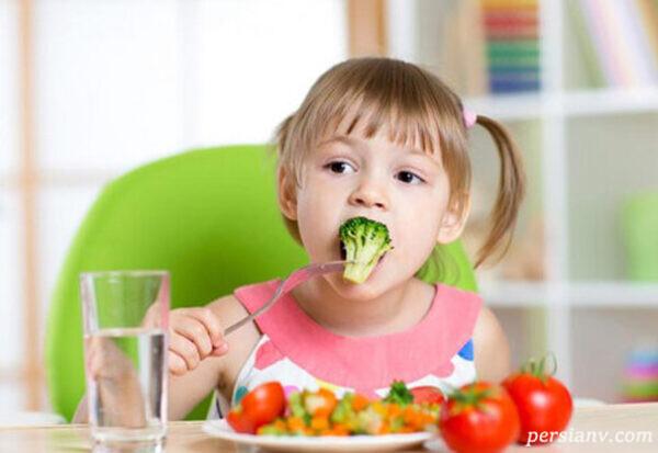 غذاهای سالم برای کودکان