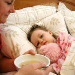 تغذیه کودک مبتلا به اسهال