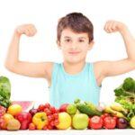منوی غذایی برای هوش کودک