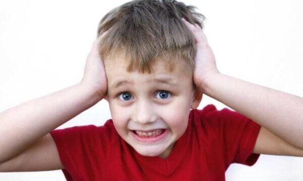 اضطراب در بچه ها