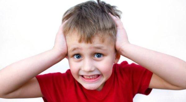 علائم استرس کودک