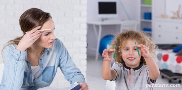 بازی های مخصوص بچه های بیش فعال