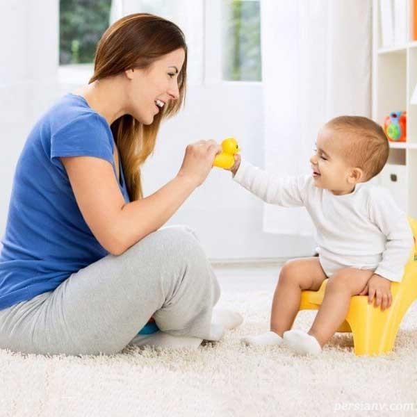 دعای از پوشک گرفتن بچه