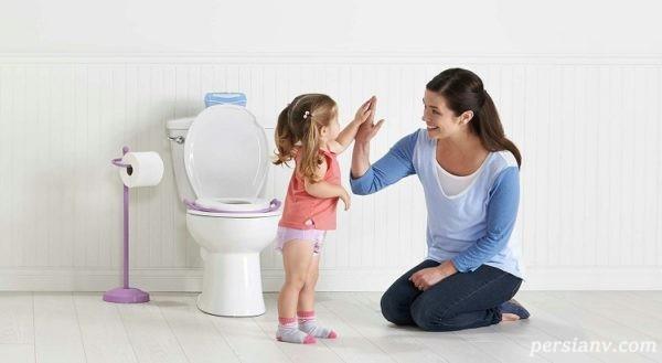 از پوشک گرفتن بچه، ۵ راهکار طلایی!