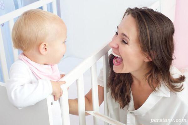 طرز حرف زدن با کودکان