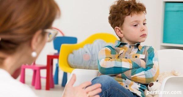 کنترل کودک بیش فعال