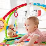 سرگرمی هایی برای نوزادان ۱۰ تا ۱۲ ماهه