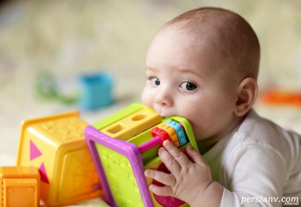 پیشگیری از بیماری شیرخواران با شیر مادر