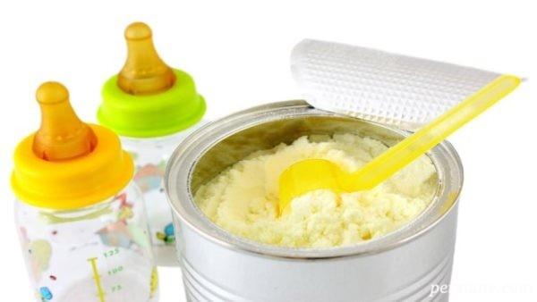 حساسیت شیرخشک