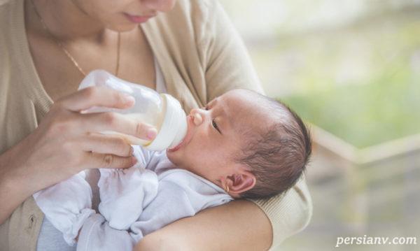 آیا شیرخشک حساسیت میآورد؟