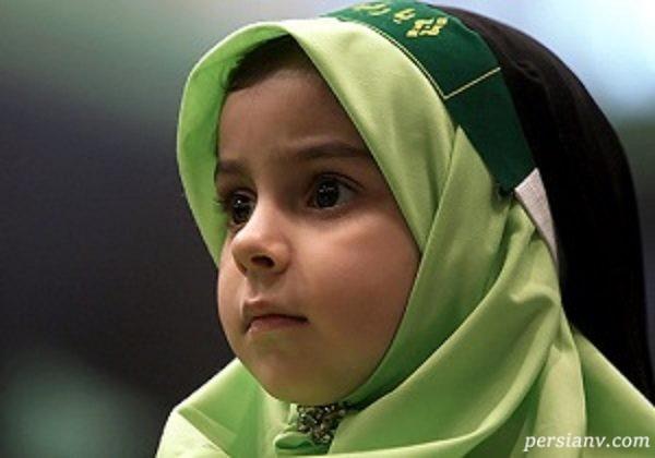 تکیف والدین درباره حجاب دختر بچه ها قبل از رسیدن به سن بلوغ