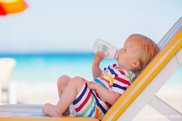 توصیههای مهم برای درمان گرمازدگی در کودکان