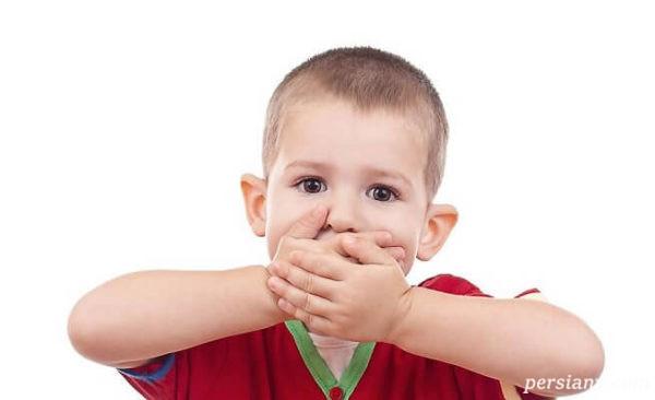 علت دیر حرف زدن کودک