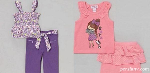 لباس کودکان در تابستان
