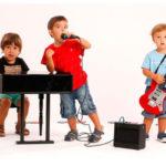معجزه ای که موسیقی بر کودکان دارد