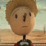 قصه کودکانه مترسک ترسو