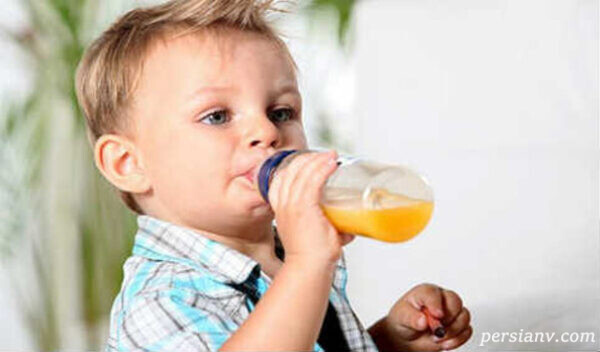 آب میوه برای کودکان