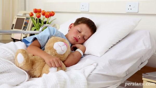 بیماری کلیوی در کودکان