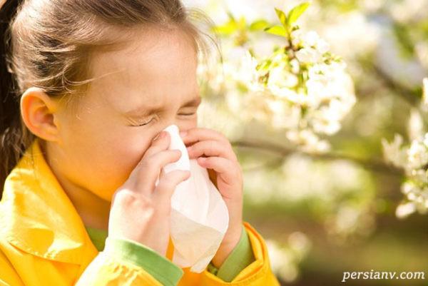 درمان حساسیت تابستانی