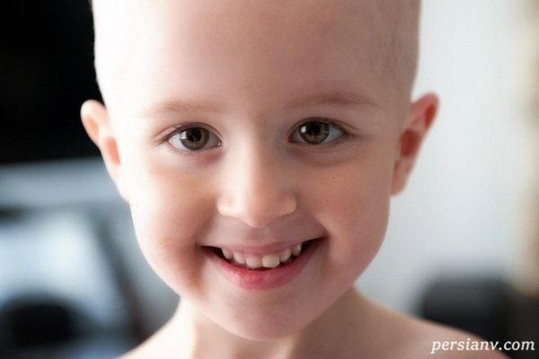 رژیم غذایی کودکان سرطانی