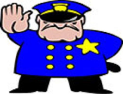 شعر کودکانه آقا پلیسه