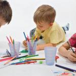 آموزش اعداد انگلیسی با نقاشی برای کودکان