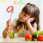راهکارهای برای رفع بد غذایی کودک