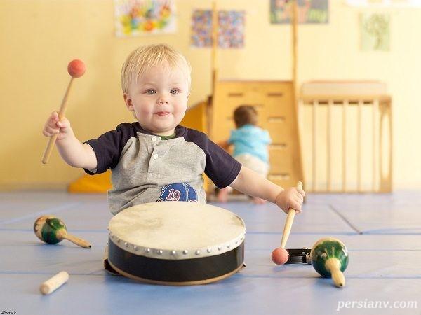 تاثیر موسیقی بر حافظه کودکان