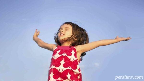 رابطه ی تغذیه و اعتماد به نفس در کودکان