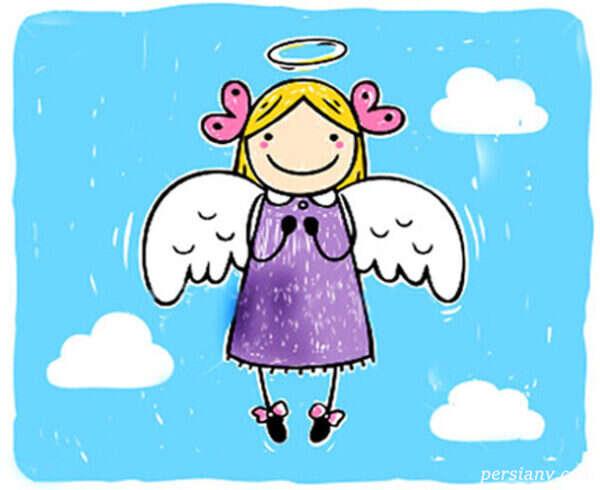 قصه کودکانه فرشته ها