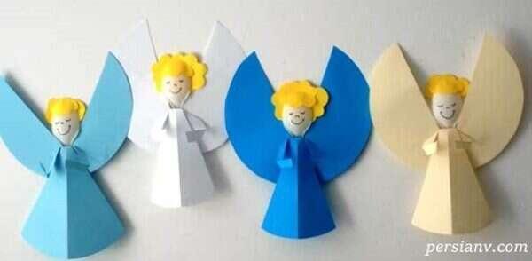 قصه فرشته ها