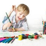تفسیر نقاشی های کودکان