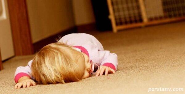 در زمان تشنج کودکان و نوزادان چه کنیم؟