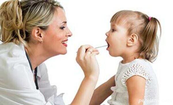 درمان گلودرد کودکان با داروهای گیاهی