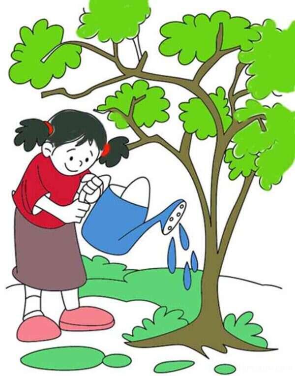 شعر کودکانه روز درختکاری
