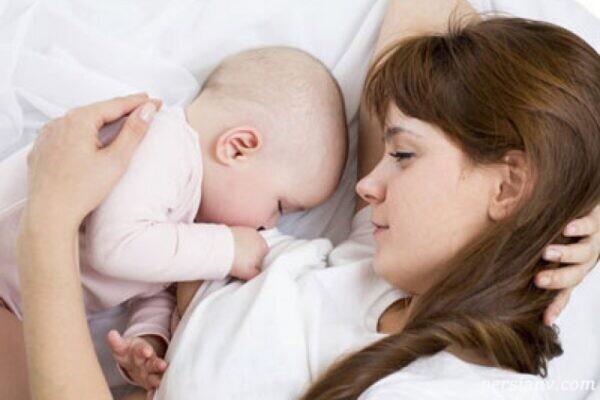 شیر دادن به نوزاد | آموزش مرحله به مرحله شیر دادن