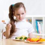 غذا خوردن کودکان و اندازه مناسب برای غذای کودک