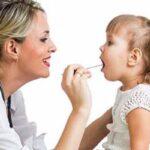 گلودرد در کودکان | دلایل و راه های درمان