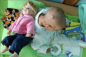 تغذیه کودکان مبتلا به سرطان چیست؟