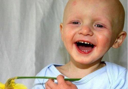 تغذیه کودکان مبتلا به سرطان