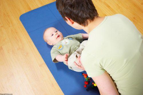 تقویت جسمانی نوزاد