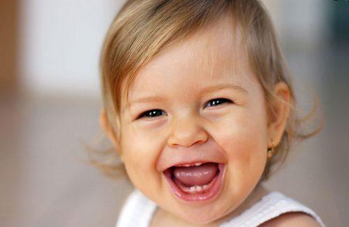 دندان شیری نوزادان