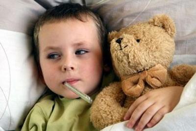 راههای درمان سرماخوردگی کودکان