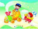 قصه کودکانه فینگیلی و جینگیلی