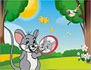 شعر و قصه کودکانه موش کوچولو و آینه