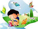 قصه کودکانه ماهی کوچولو