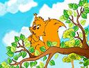 قصه ی کودکانه:نینی و سنجاب کوچولو
