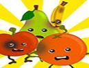 قصه کودکانه ی میوههای غمگین